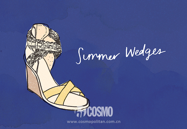 Summer-Wedges