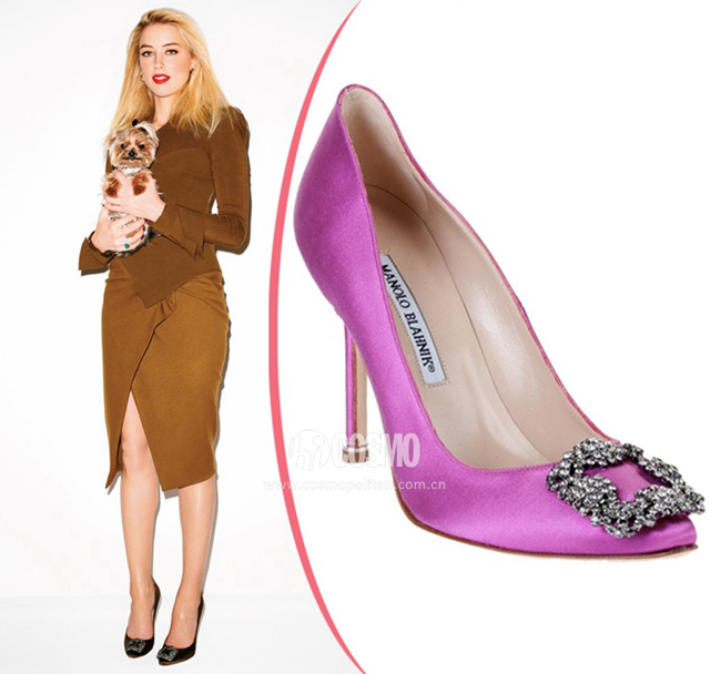 Amber-Heard-shoes-August-17-2012