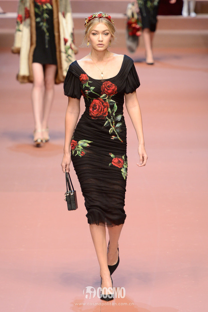 Dolce & Gabbana's shows