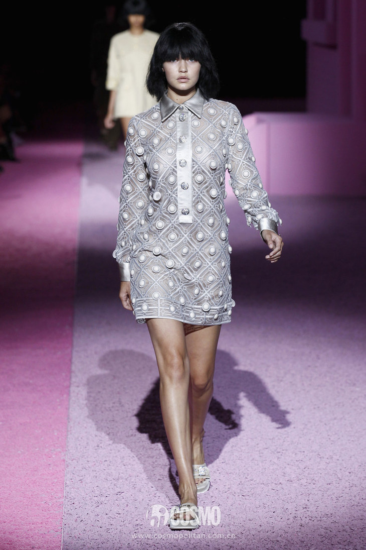 Marc Jacobs's Spring 2015 show