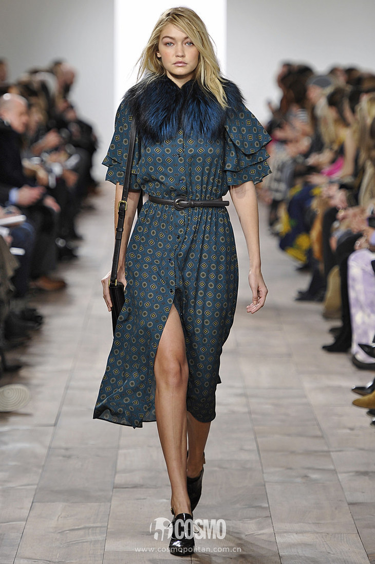 Michael Kors Fall 2015 runway show