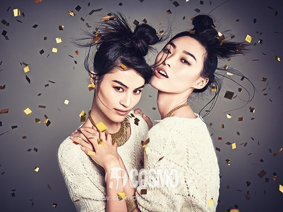 H&M Year of the Horse Campaign 2014 (Asia only)