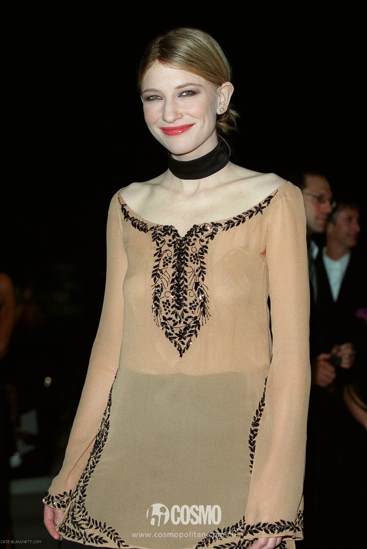 Cate Blanchett - 57th Venice International Film Festival - The Man Who Cried Premiere - September 2nd, 2000