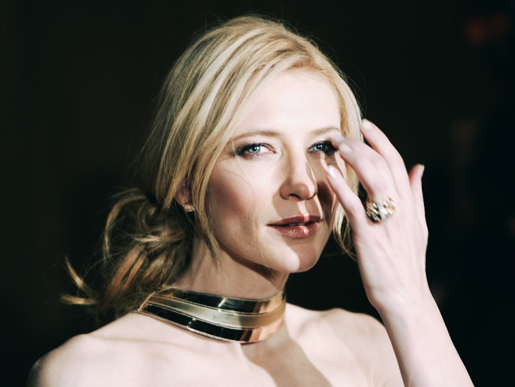 Cate Blanchett - The Good German Premiere in Los Angeles 12042006