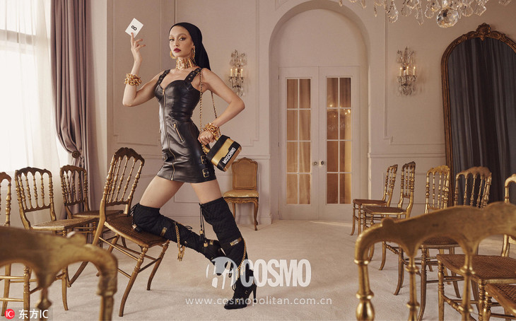 H&M x Moschino Collaboration Collection