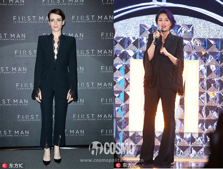 Claire Foy、杨千嬅