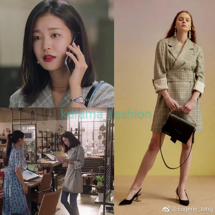 Andersson Bell 郑幼珍 [Kdrama Fashion]