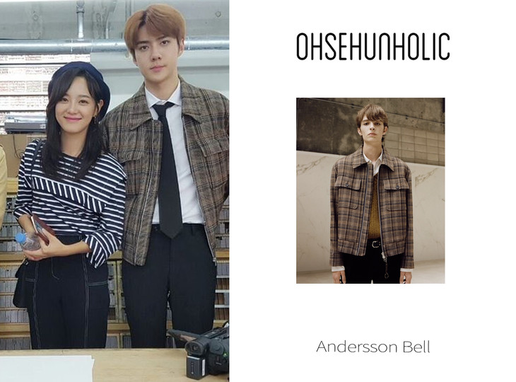 Andersson Bell wu世勋-EXO
