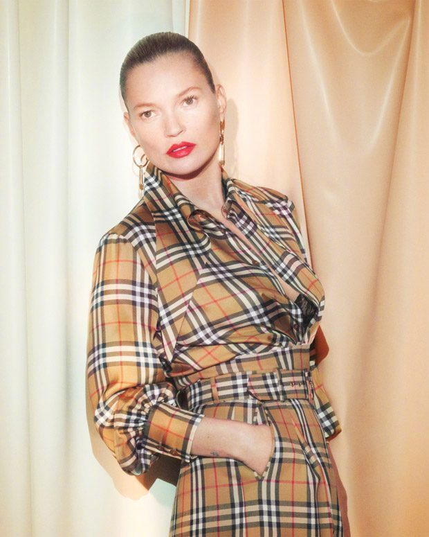 Vivienne Westwood x Burberry collection