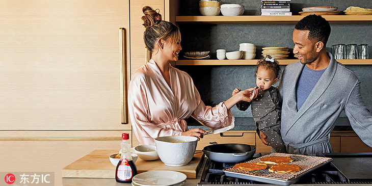 Chrissy Teigen launches a kitchen collection