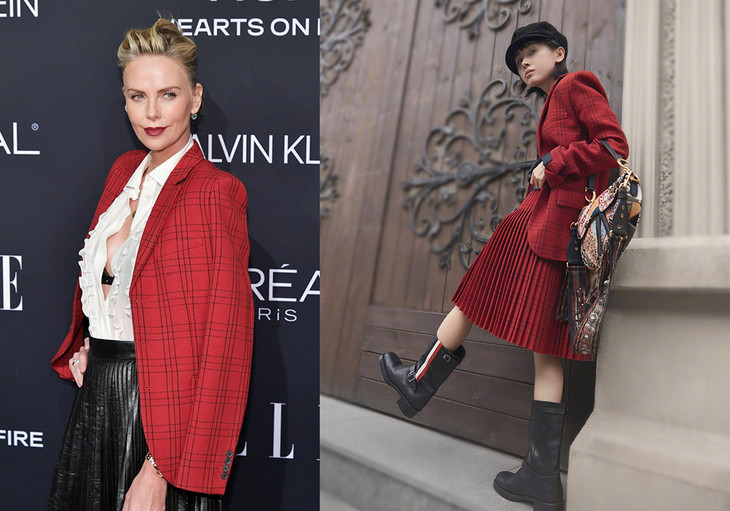 Charlize Theron、王子文