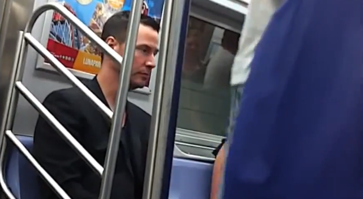 Keanu-Reeves-Subway