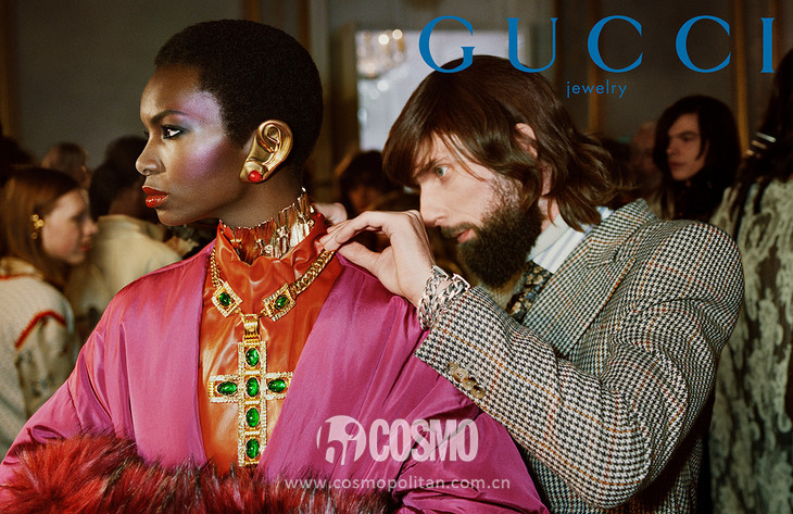 Gucci FW 2019 Advertising Campaign 08