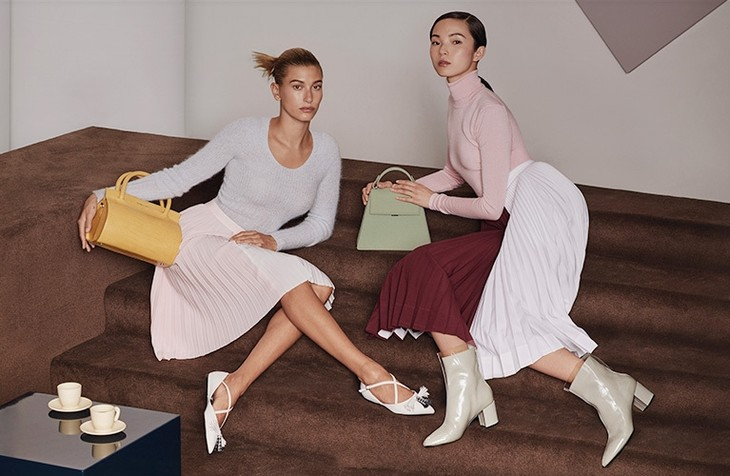 Charles & Keith F/W 2019 Campaign