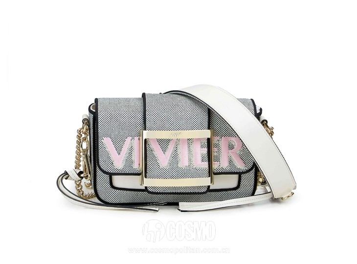 Roger Vivier Spring-Summer Collection 2020 - Call me tres vivier Grey -  HD CMJN