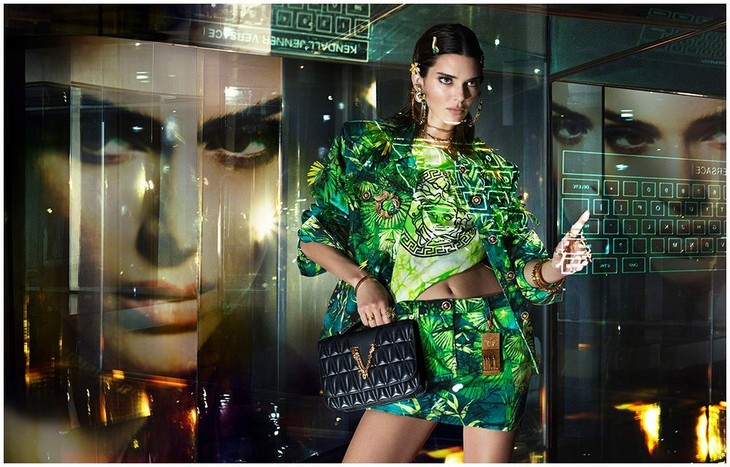 Versace S/S 2020 Campaign