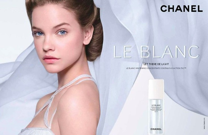 Chanel Beauty Le Blanc Spring 2012