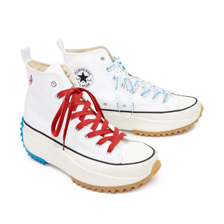 JW Anderson x Converse「Run Star Hike」限量款运动鞋