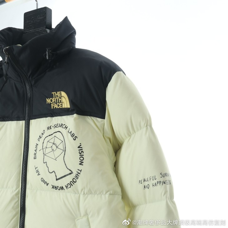 The North Face X Brain Dead
