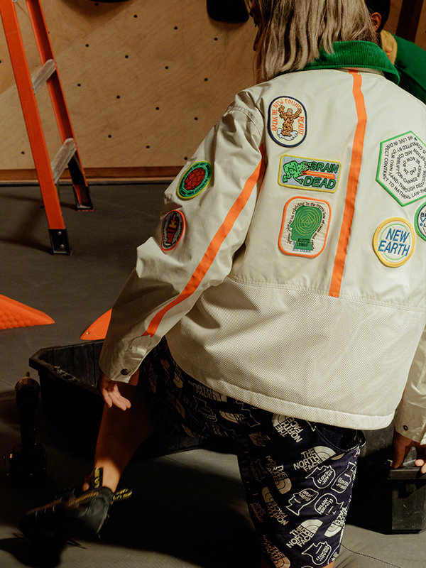 The North Face X Brain Dead1